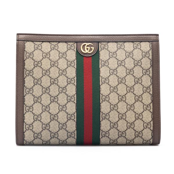 Shoulder bag in logo fabric                                                                                                                           Gucci 625549 back